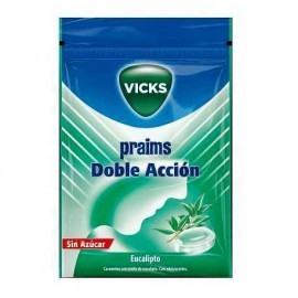 PRAIMS CARAMELOS DOBLE ACCION S AZUCAR