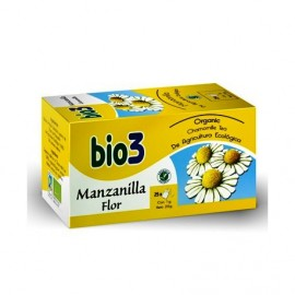 BIE3 MANZANILLA ECOLOGICA 1.5 G 25 FILTROS