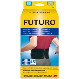 FUTURO 3M SOPORTE LUMBAR AJUSTABLE 1 U