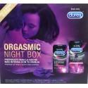 DUREX INTENSE ORGASMIC NIGHT BOX 12 U + 10 ML