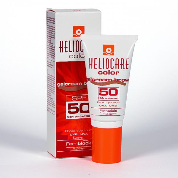 HELIOCARE GEL CREMA COLOR 50 ML BROWN