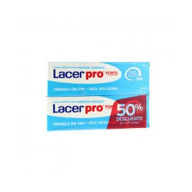 LACER FORTE ADHESIVO PROTESIS DENTAL 70 + 70 G
