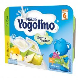NESTLE IOGOLINO SUAVE Y CREMOSO 100 G 6 TARRINA