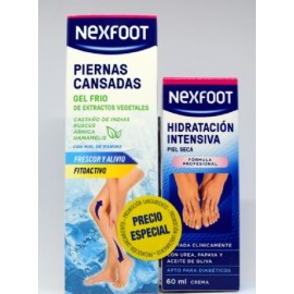 NEXFOOT PACK PIERNAS CANSADAS+ HIDRATANTE