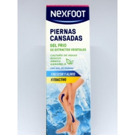 NEXFOOT PIERNAS CANSADAS GEL FRIO DE EXTRACTOS V 200 ML