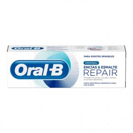 ORAL B PASTA ENCIA ORIGINAL REPAIR 125ML