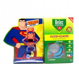 RELEC CLICK-CLACK PULSERA ANTIMOSQUITOS