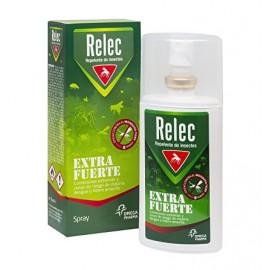 RELEC EXTRA FUERTE 50% DEET SPRAY REPELENTE 75 ML