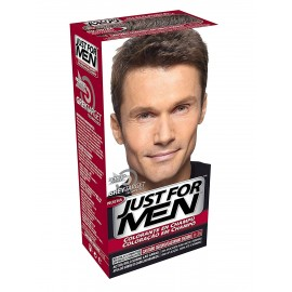 JUST FOR MEN CASTAÑO OSCURO CHAMPU