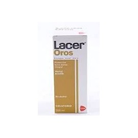 LACER COLUTORIO OROS 200 ML