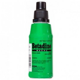 BETADINE BUCAL 10% SOLUCION TOPICA 125 ML