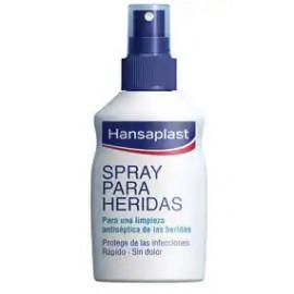 HANSAPLAST SPRAY PARA HERIDAS 100 ML