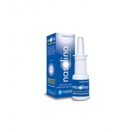 NASOLINA 0.5 MG/ML NEBULIZADOR NASAL 20 ML
