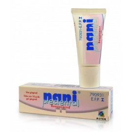 NANI PRE DENTAL 5% GEL TOPICO 10 ML