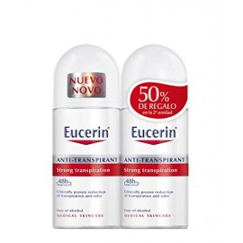 EUCERIN DESODORANTE ANTITRASPIRANTE 48H ROLL-ON