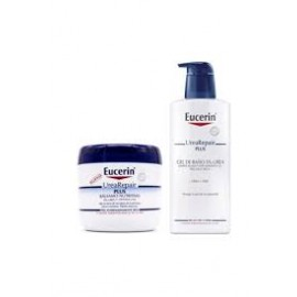 EUCERIN PACK UREA REPAIR GEL + BALSAMO