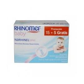RHINOMER NARHINEL CONFORT ASPIRADOR RECAMBIO 20